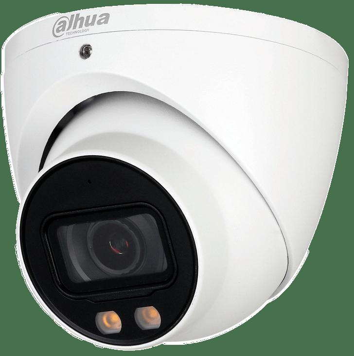 HAC-HDW2249T-A-LED serie pro, dahua, redstone, camara